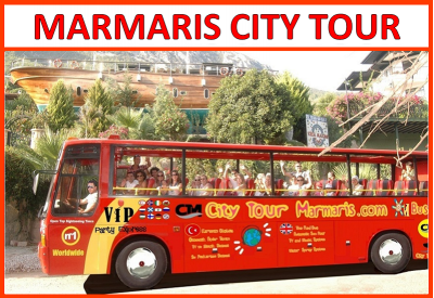 City Tour Marmaris