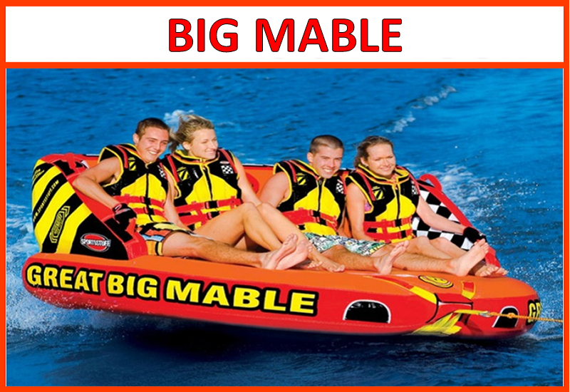 Marmaris Water Sports Big Mable