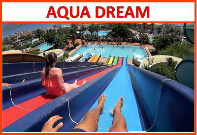 Marmaris Aqua Dream Waterpark