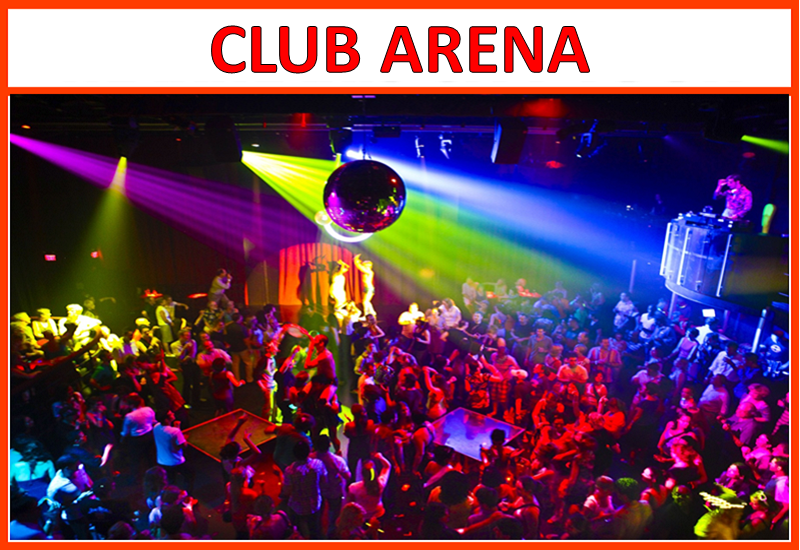 Club Arena Marmaris