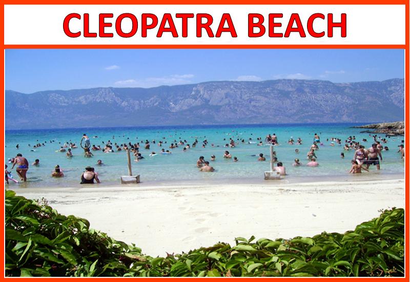 Cleopatra Beach Marmaris