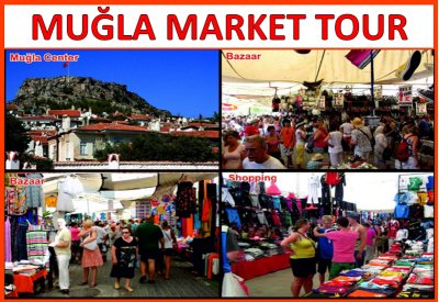 Mugla Market Tour